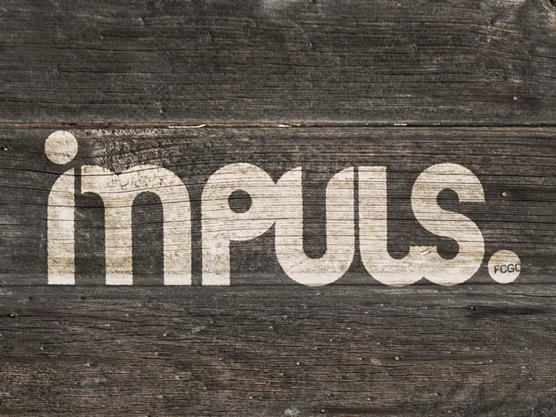 Logoentwicklung für das IMPULS Magazin der FCGÖ.
