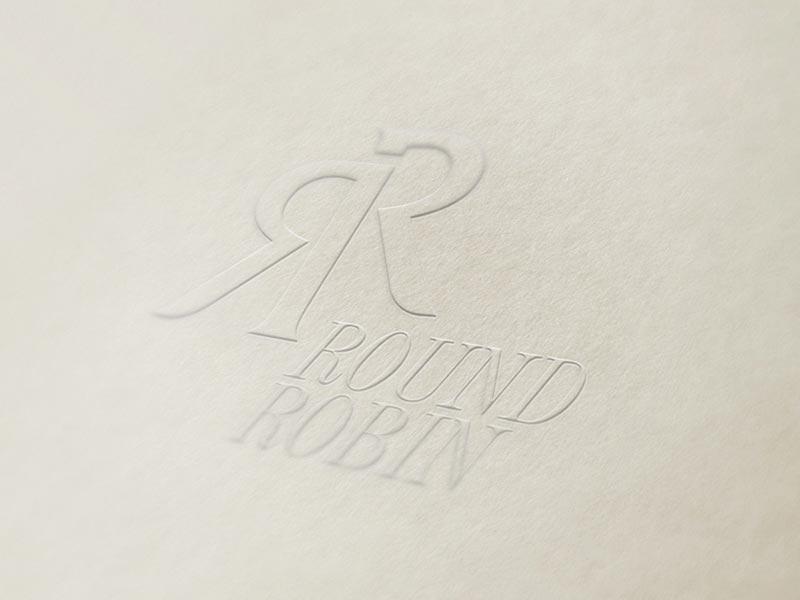 Logoentwicklung für Round Robin.