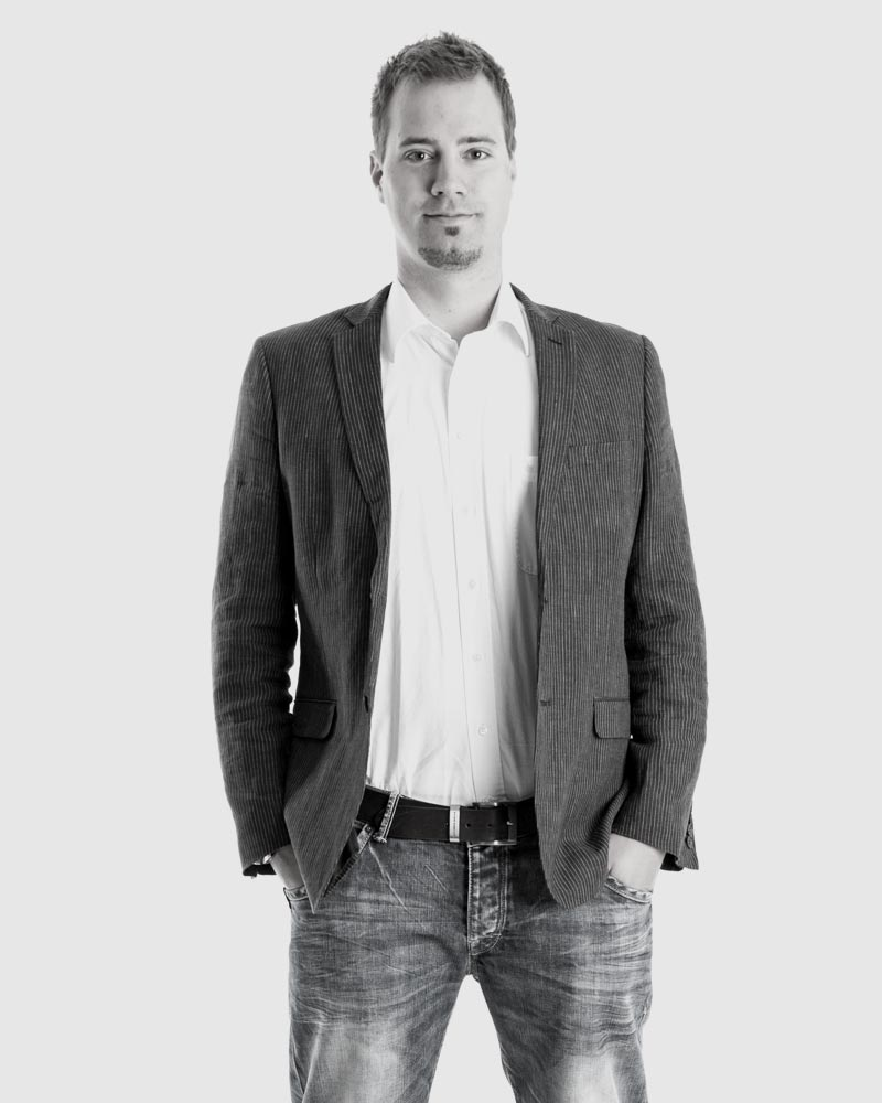 Ing. Bernhard Fichtenbauer - der Techniker