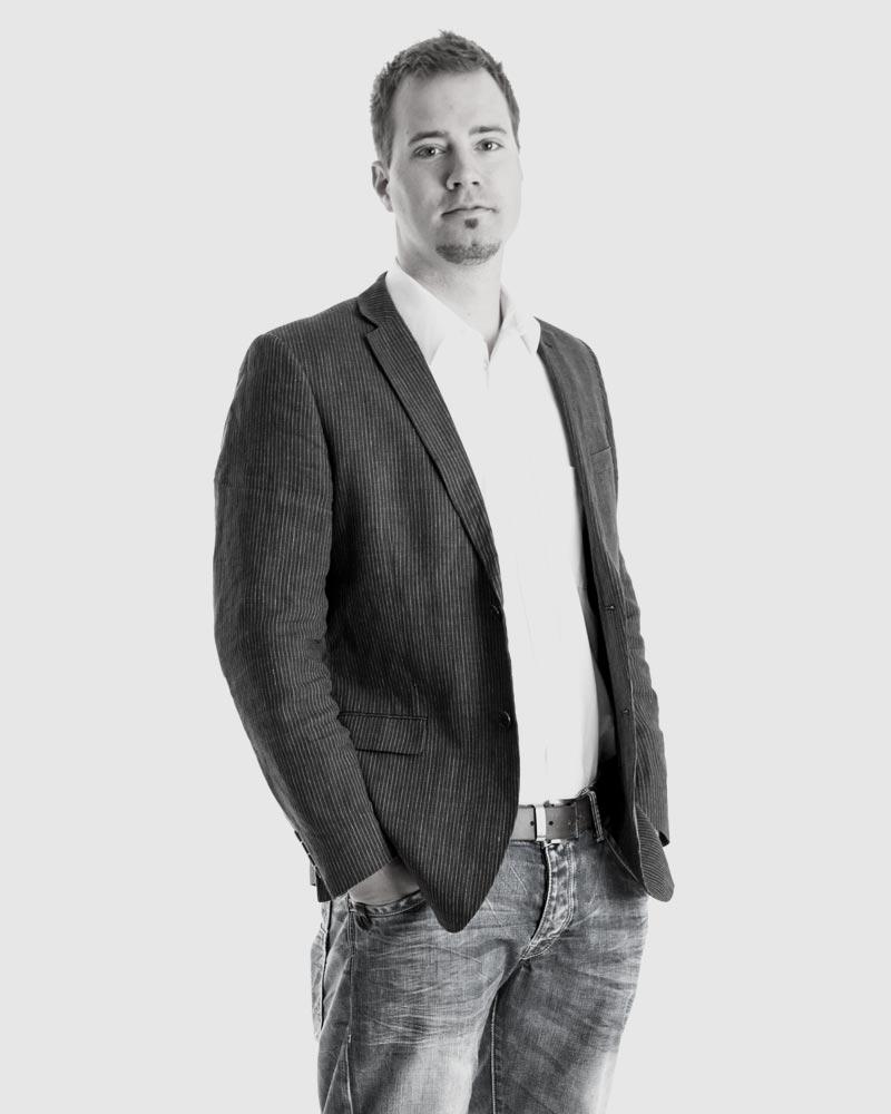 Bernhard Fichtenbauer - der Kreative