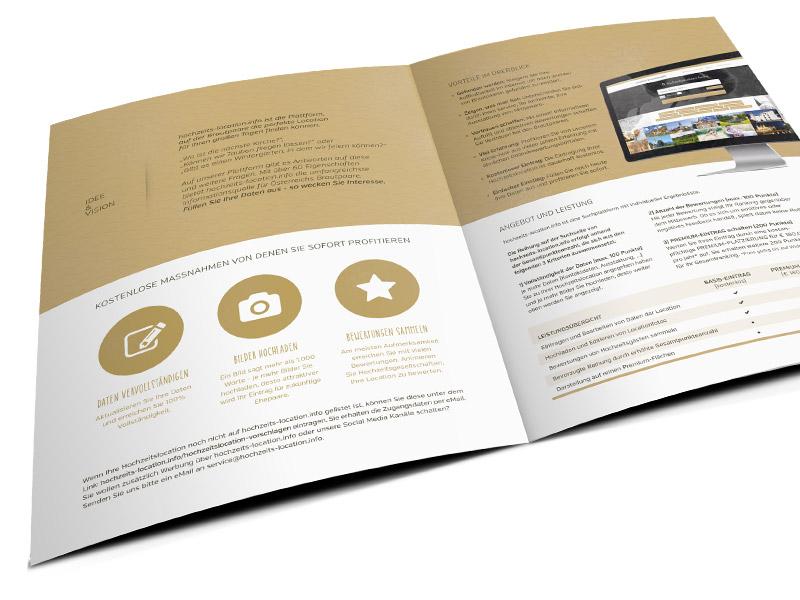 hochzeits-location.info - Verkaufs- und Informationsbroschüre