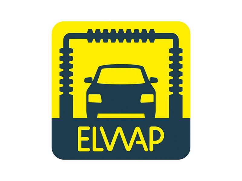 Logoentwicklung, Keyvisual und APP Icon für ELWAP - den elektronischen Sammelpass.